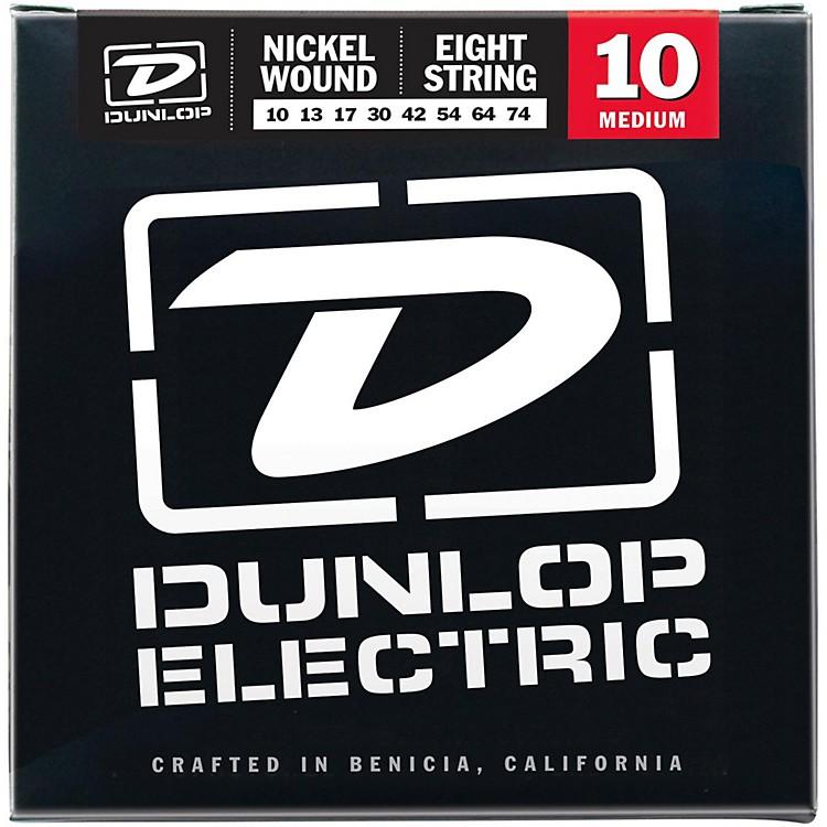 DunlopNPS 8-string Electric Guitar Strings (10-74)