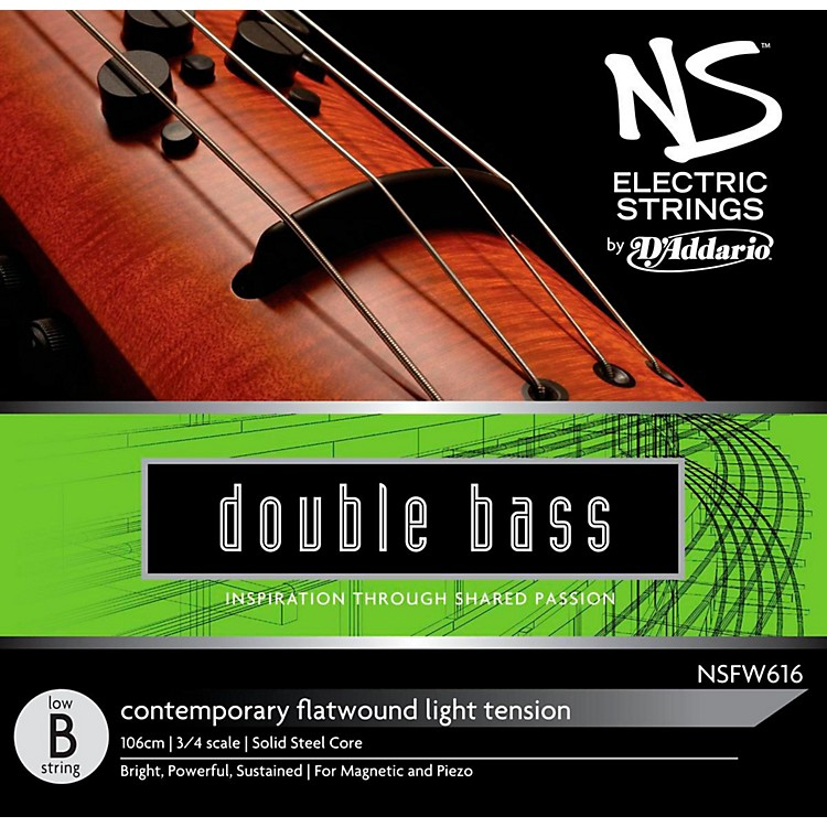 D'AddarioNS Electric Contemporary Bass Low B String