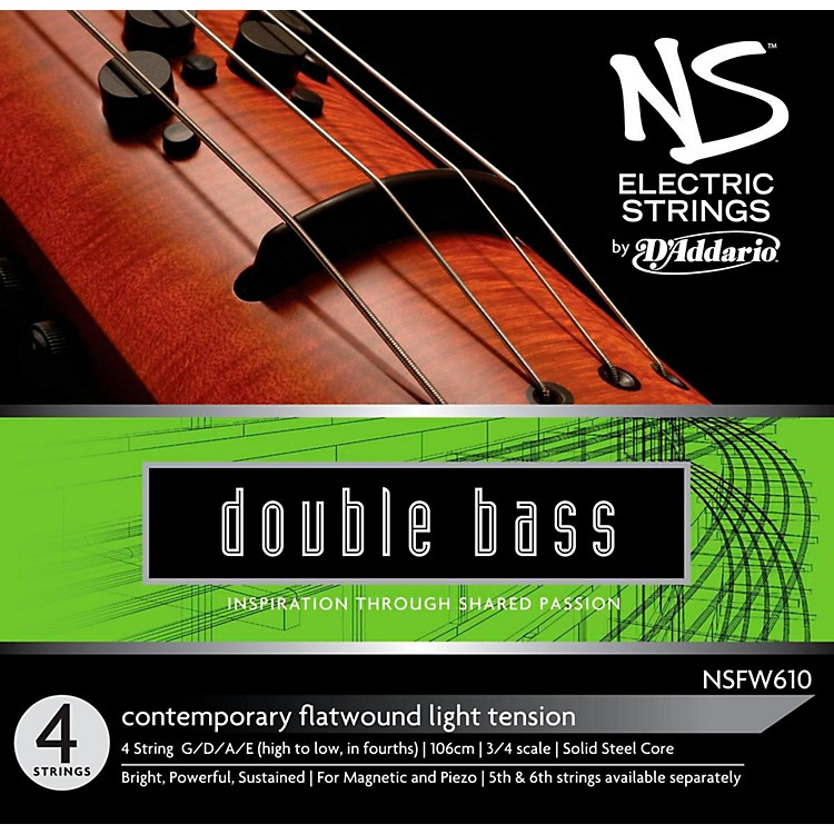 D'AddarioNS Electric Contemporary Bass String Set