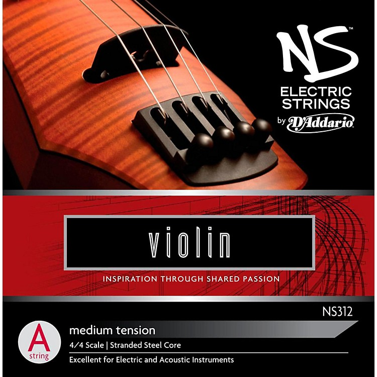D'AddarioNS Electric Violin A String