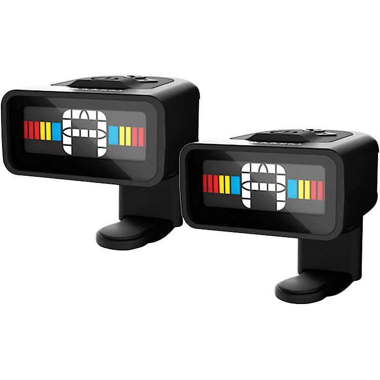 D'Addario Planet WavesNS Micro Headstock Tuner (2-Pack)