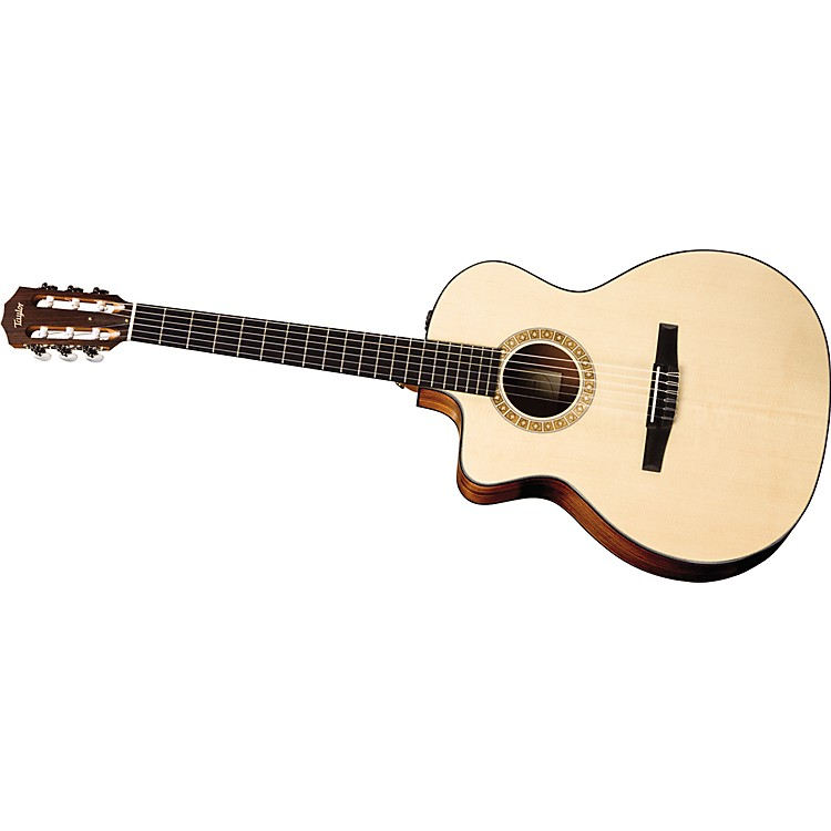 TaylorNS24-CE-G-L Grand Auditorium Left-handed Nylon-String Acoustic-Electric Guitar
