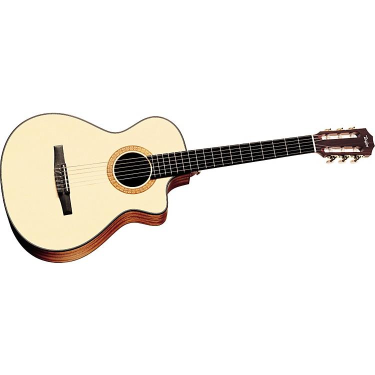 taylor ns32 ce nylon string grand concert cutaway acoustic electric guitar 2010 model music123. Black Bedroom Furniture Sets. Home Design Ideas