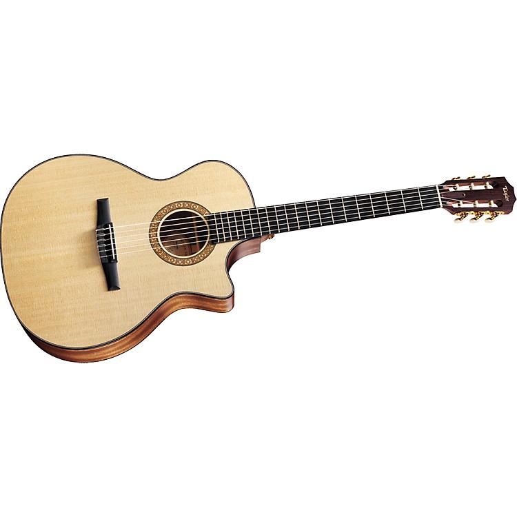 TaylorNS34ce Cutaway Nylon-String Acoustic-Electric Guitar (2010 Model)