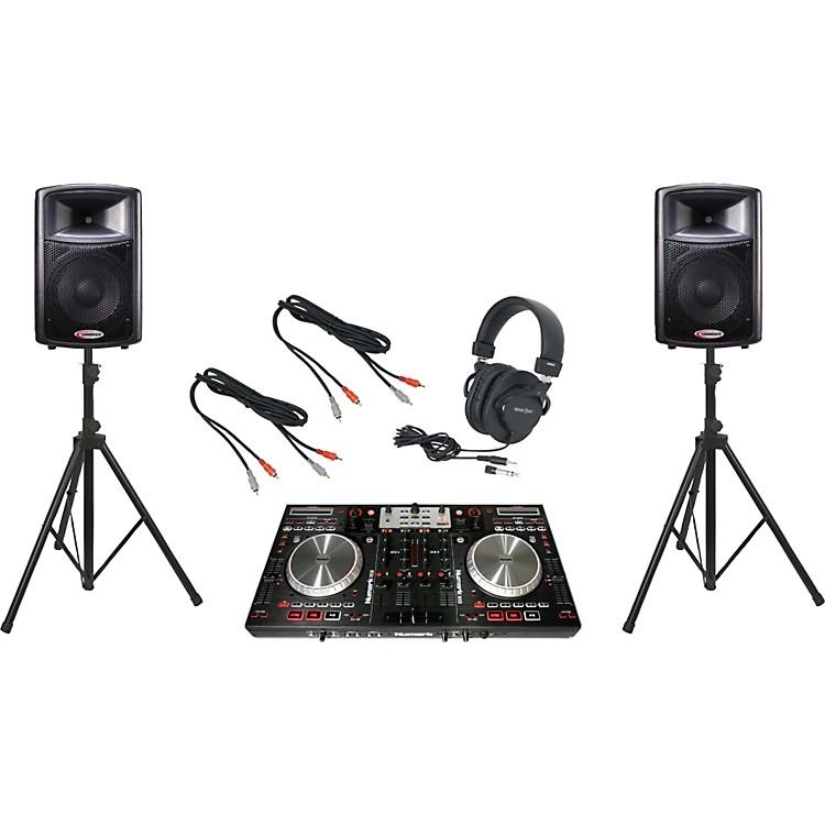 NumarkNS6 / Harbinger APS12 DJ Package