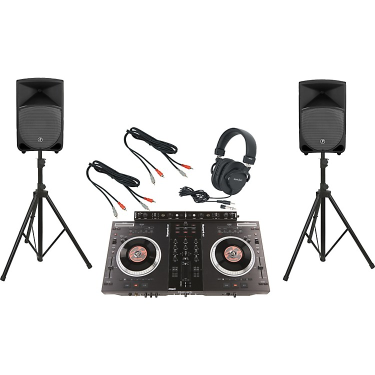 NumarkNS7FX / Mackie Thump TH-12A DJ Package