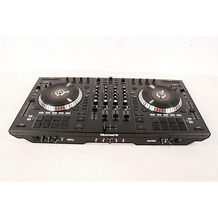 Numark NS7III 4-Channel DJ Performance Controller  888365773858