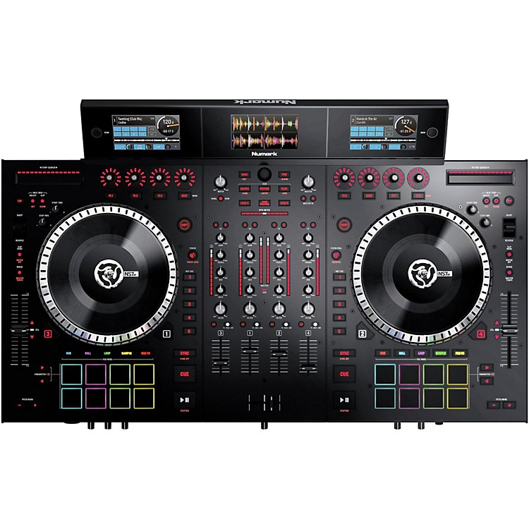Numark NS7III 4-Channel DJ Performance Controller