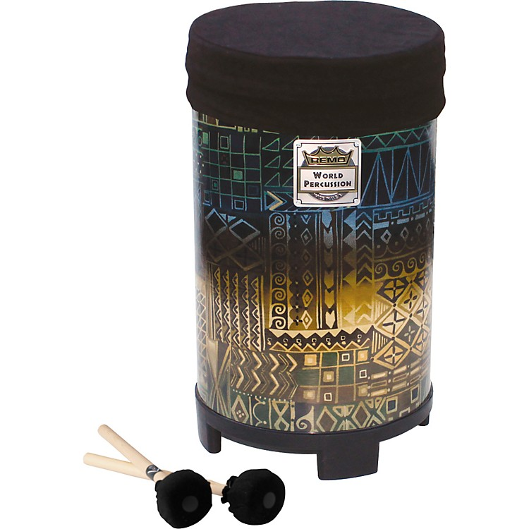 Remo NSL Short Tubano with Volume Control Cap and Mallets Island 14 in.