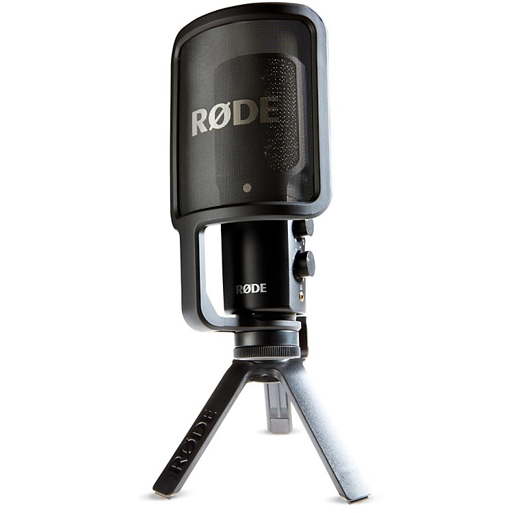 Rode MicrophonesNT-USB USB Condenser Microphone