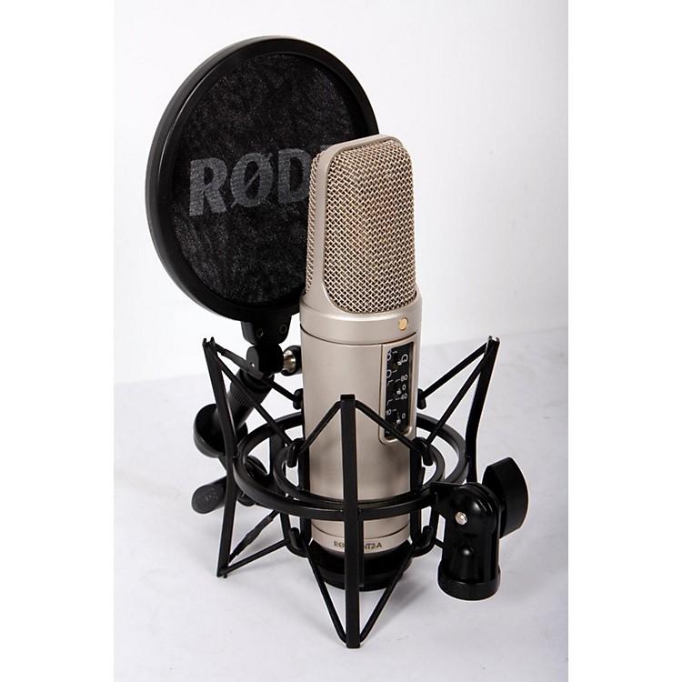 Rode MicrophonesNT2-A Studio Condenser Microphone Bundle888365832050