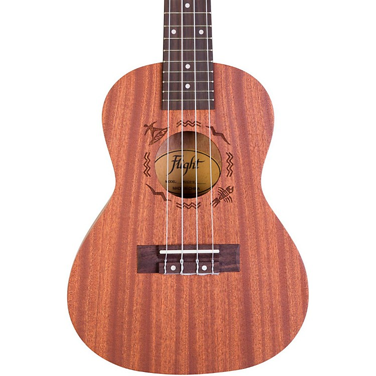 Flight NUC 310 Concert Ukulele Natural