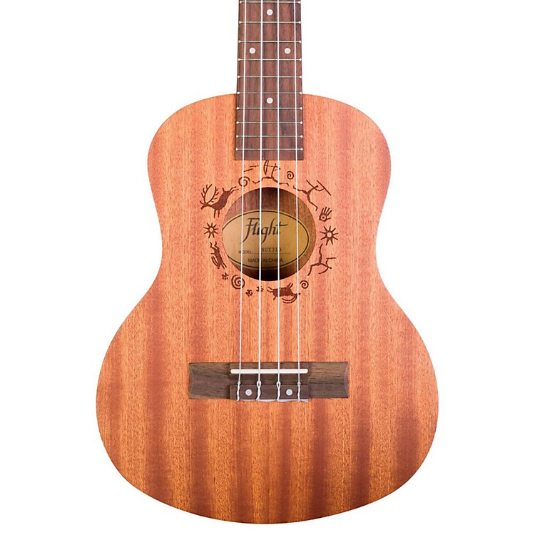 Flight NUT 310 Tenor Ukulele Natural