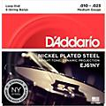 D'Addario NYXL Medium Banjo Strings (10-23)