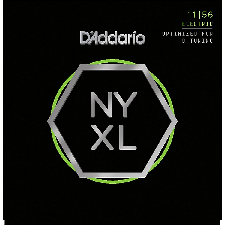 D'AddarioNYXL1156 Medium Top/Extra Heavy Bottom Electric Guitar Strings