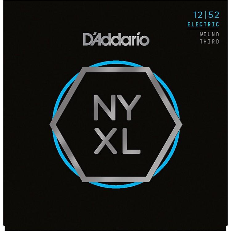 D'AddarioNYXL1252W Light Electric Guitar Strings