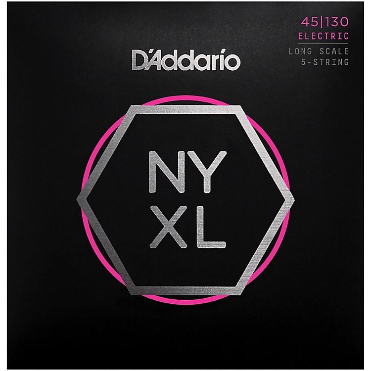 D'AddarioNYXL45130 Gauge NPS Long-Scale Bass Strings
