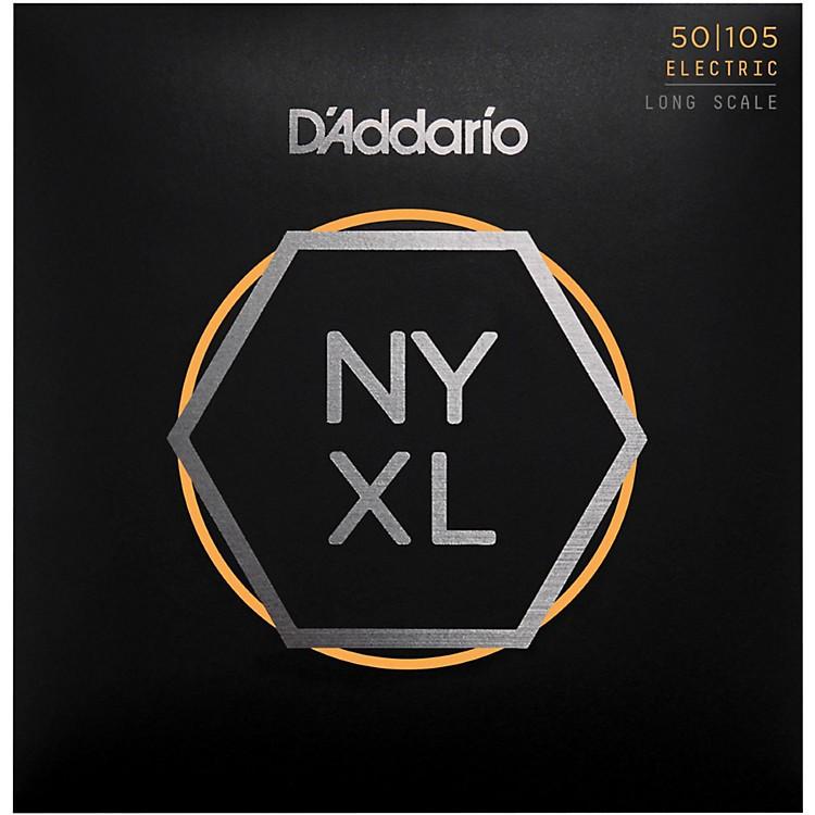 D'AddarioNYXL50105 Gauge NPS Long-Scale Bass Strings