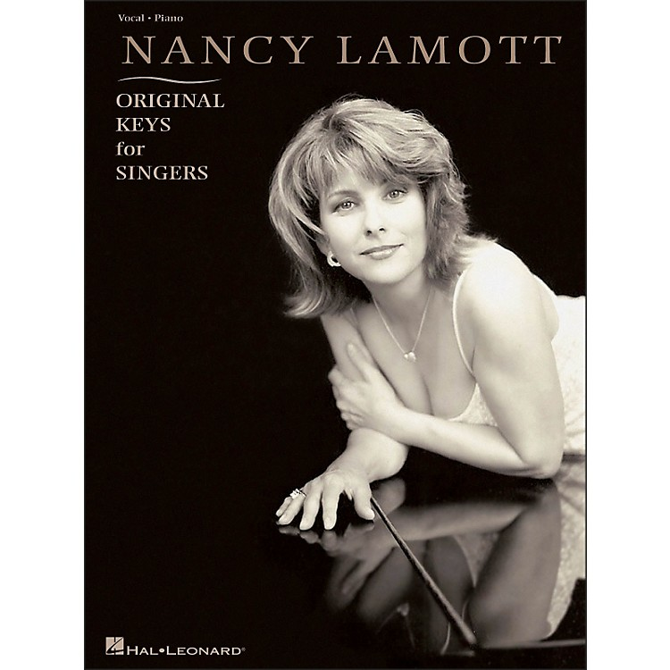 Hal Leonard Nancy Lamott - Original Keys for Singers (Vocal / Piano)
