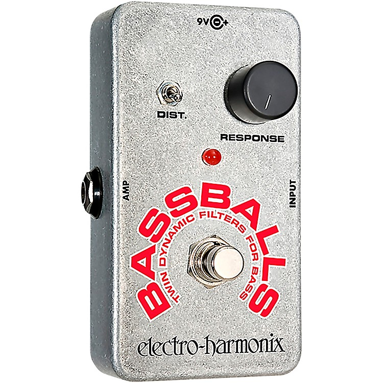 Electro-Harmonix Nano Bassballs Envelope Filter Bass Effects Pedal