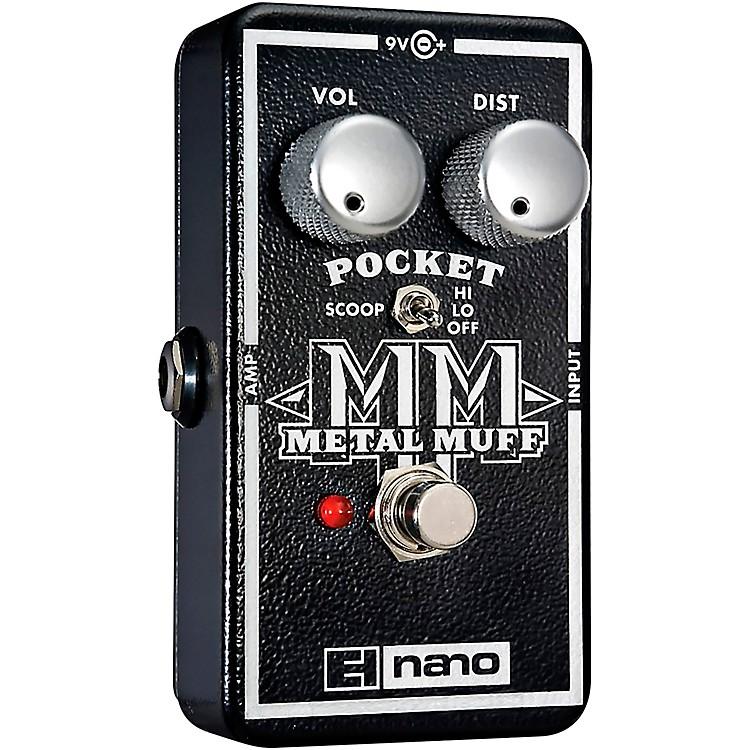 Electro-HarmonixNano Pocket Metal Muff Distortion Guitar Effects Pedal