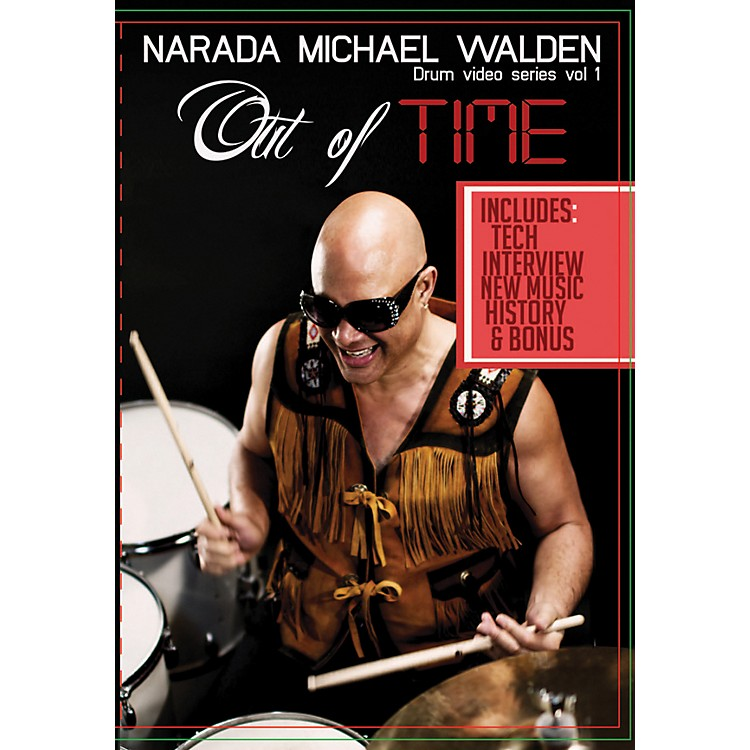 Alfred Narada Michael Walden Out Of Time DVD