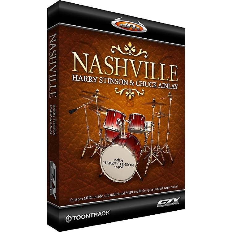 Toontrack Nashville EZX Software Download