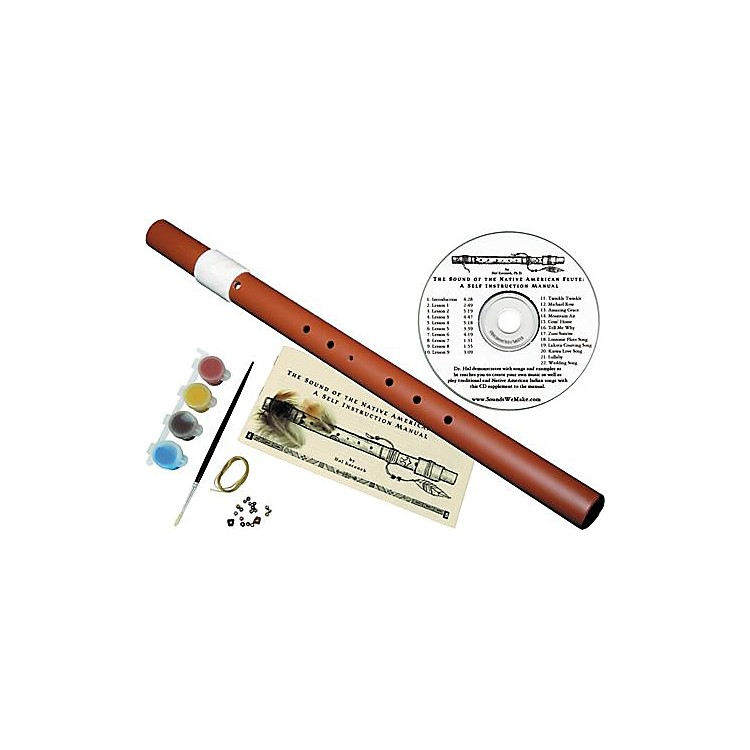 Sounds We MakeNative American-Style Flute and Design Kit