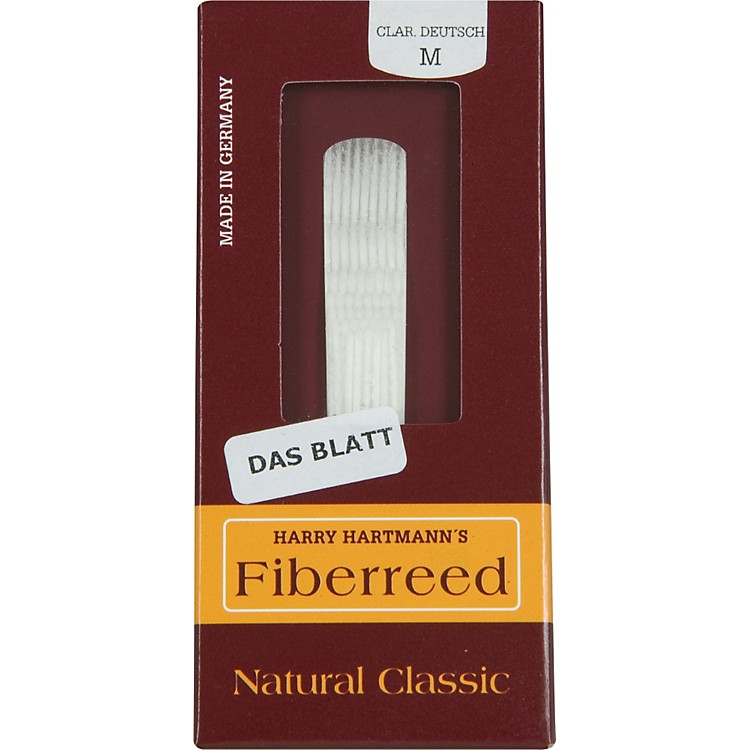 Harry HartmannNatural Classic Fiberreed German Clarinet Reed
