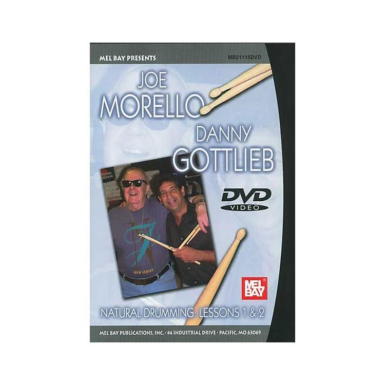 Mel BayNatural Drumming: Lessons 1 and 2 DVD