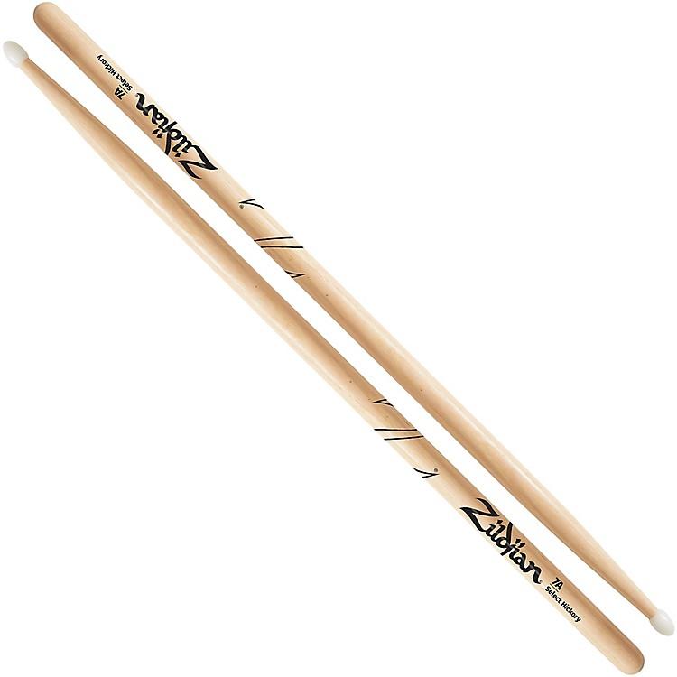 ZildjianNatural Hickory Drumsticks7ANylon