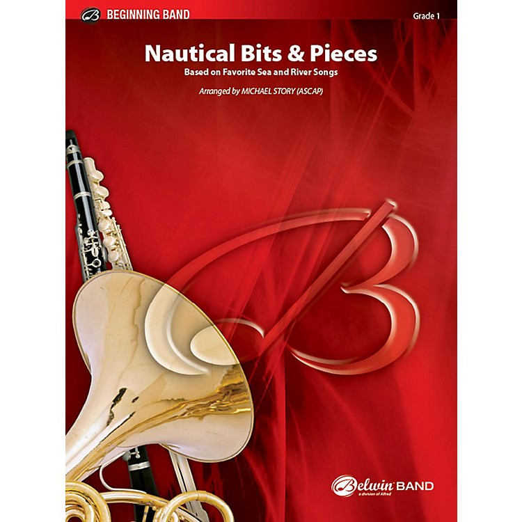 Alfred Nautical Bits & Pieces Concert Band Grade 1 Set