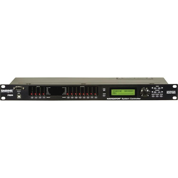 SabineNavigator System Processor