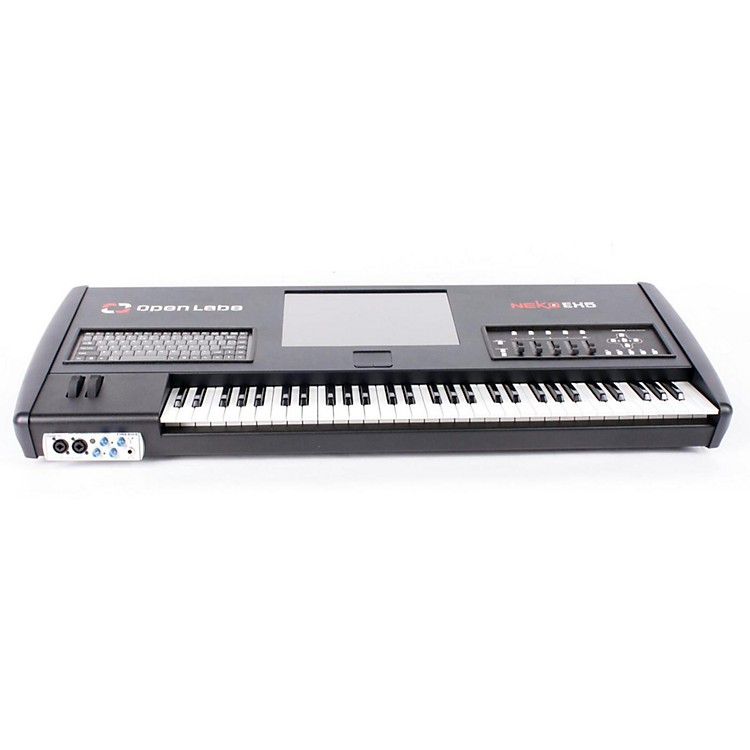 Open Labs NeKo EX5 Keyboard DAW Workcenter  888365039749