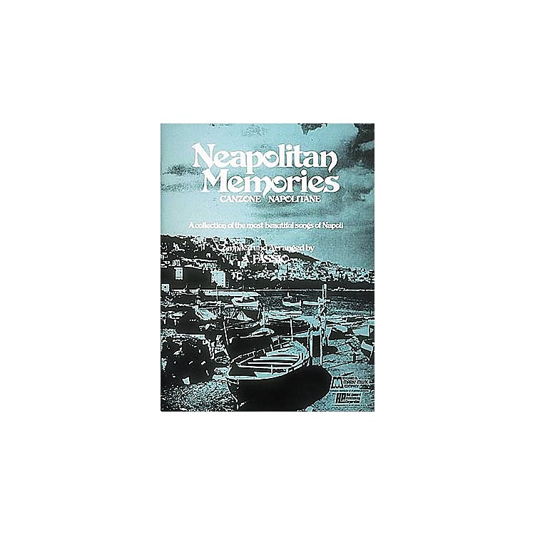 Edward B. Marks Music Company Neapolitan Memories Piano, Vocal, Guitar Songbook