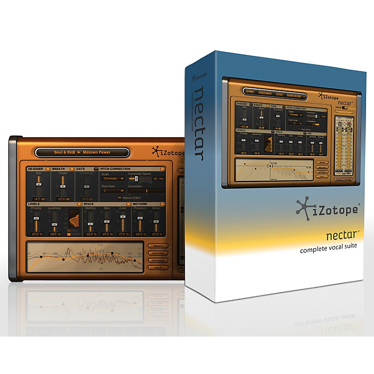 iZotope Nectar Complete Vocal Suite