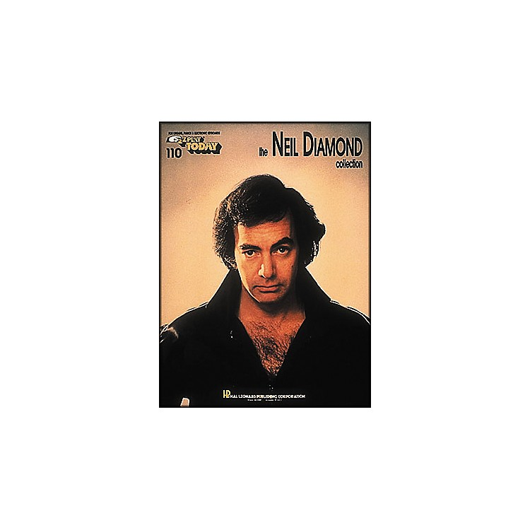 Hal LeonardNeil Diamond Collection E-Z Play 110