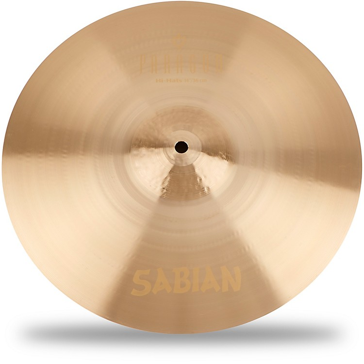 Sabian Neil Peart Paragon Hi-Hats  14 in.