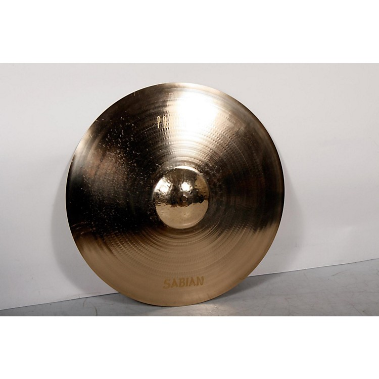 Sabian Neil Peart Paragon Ride Brilliant 22 in. 888365908472