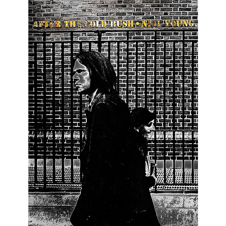 Hal LeonardNeil Young - After The Gold Rush Guitar Tab Songbook