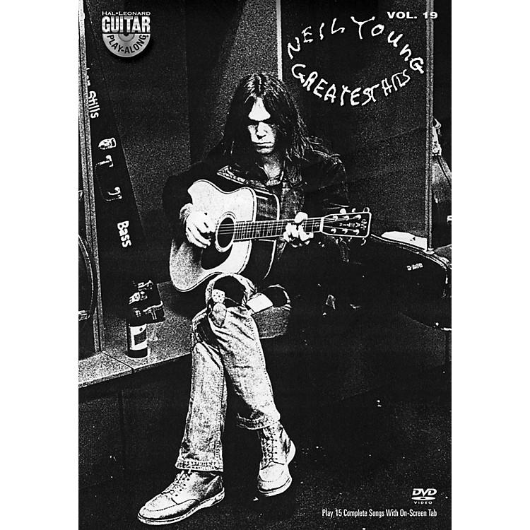 Hal LeonardNeil Young - Guitar Play-Along DVD Volume 19