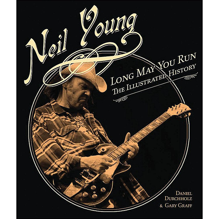 Hal Leonard Neil Young - Long May You Run Book