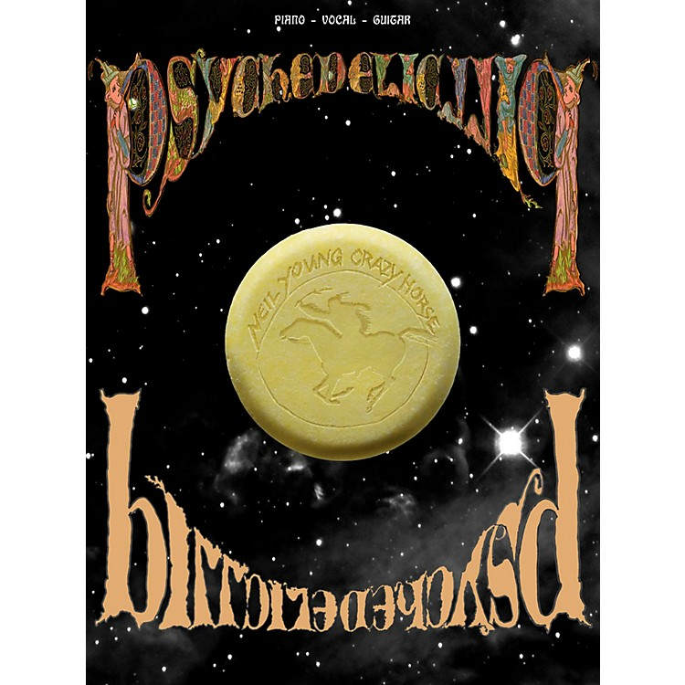 Hal LeonardNeil Young - Psychedelic Pill for Piano/Vocal/Guitar (P/V/G)