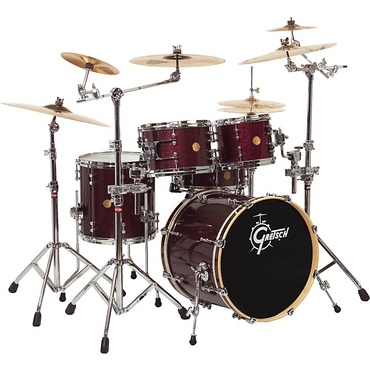 Gretsch Drums New Classic Euro 4-Piece Shell Pack