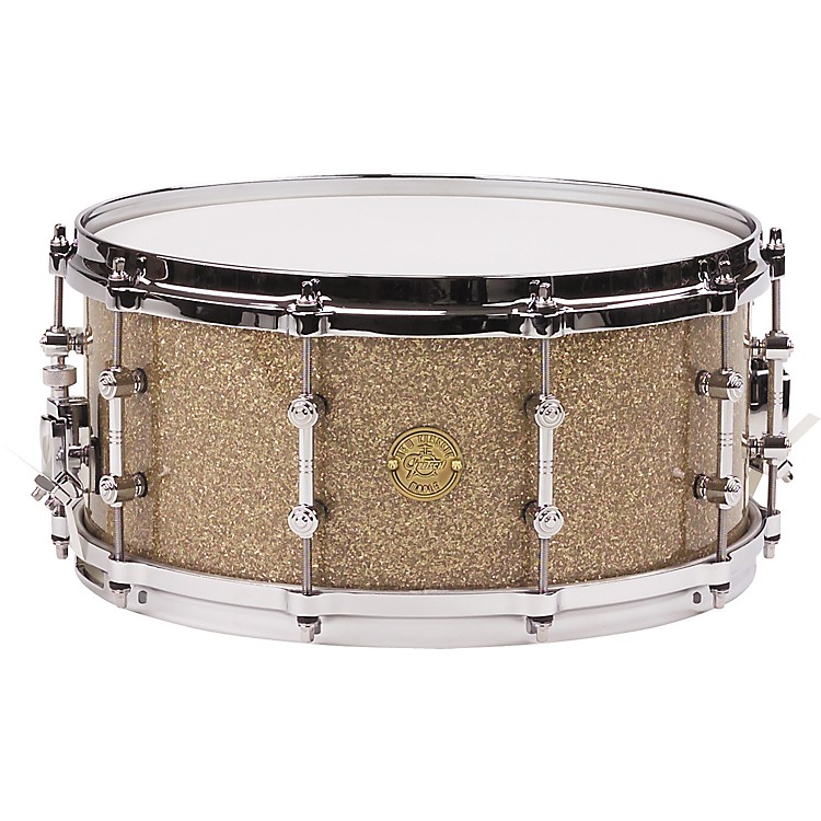 Gretsch DrumsNew Classic Wood Snare DrumDeep Cherry Gloss5.5X14 Inches