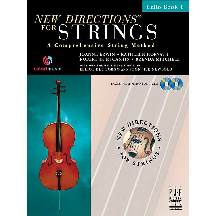 FJH MusicNew Directions For Strings, Cello Book 1