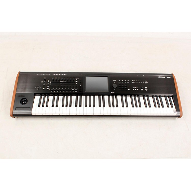 Korg New Kronos 73-Key Music Workstation  888365725734