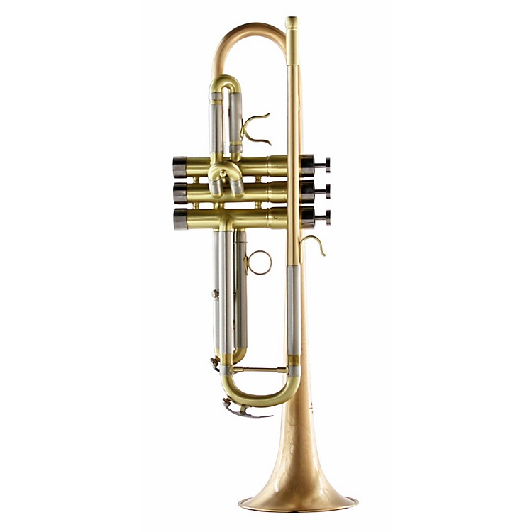 BAC Custom Brass New York City Model Professional Bb Trumpet