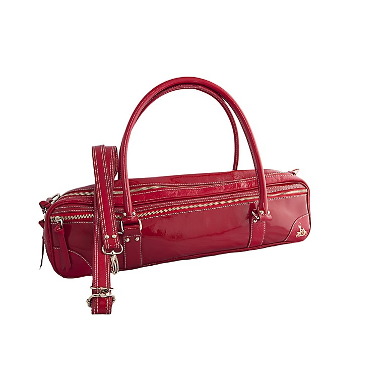 FluterscooterNew York Glam Couture Case CoverRed Patent Leather