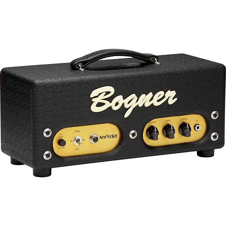 Bogner New Yorker 12W Tube Guitar Amp Head